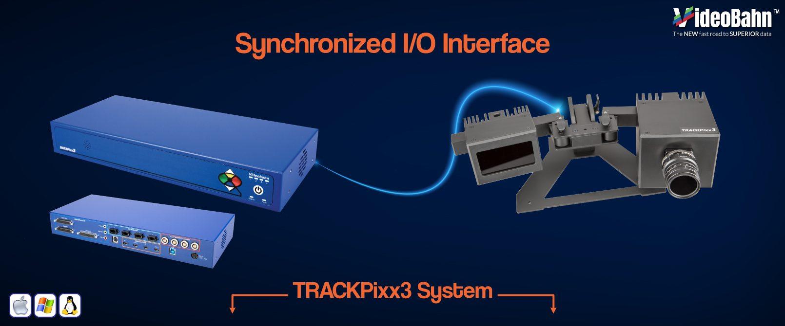 TRACKPixx3 – VPixx Technologies